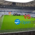 Microsoft Office tritt gegen Open Office in der Arena an.